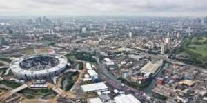 London one of the Top 10 Most Visited Cities in the World