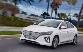 Hyundai Ioniq 2020 Model one of the most fuel efficient car in the world