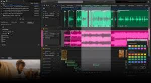 Adobe audition one of the Audio Editing Software