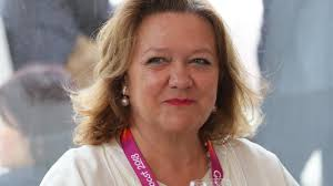 Gina Rinehart one of the Richest People in Australia