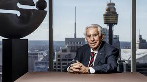 Harry Triguboff on the list of Richest People in Australia