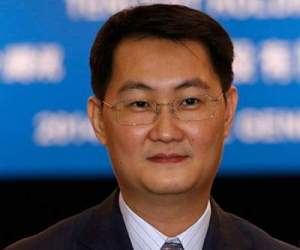 Ma Huateng one of the Richest People In China Today