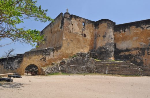 Fort Jesus, Mombasa - National Museums