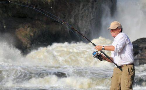 Sport Fishing Tours Murchison Falls National Park Uganda