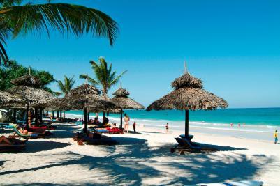 Nyali Beach Holiday Resort, Kenya