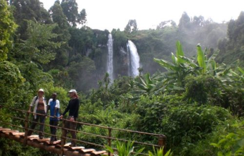 Sipi Falls short safari in Uganda