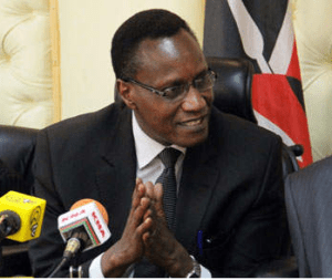 Prof. Jacob Kaimenyi  photo credit: kassfm