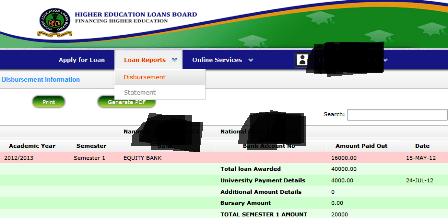 helb loan appeal form