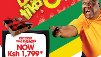 GOTV Kenya Customer Care contacts: Phone number for Errors