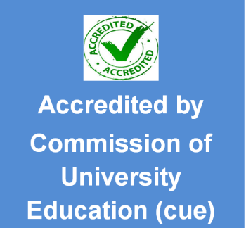 accredited approved degree courses in kenya by cue