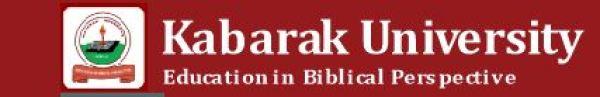 kabarak university rankings