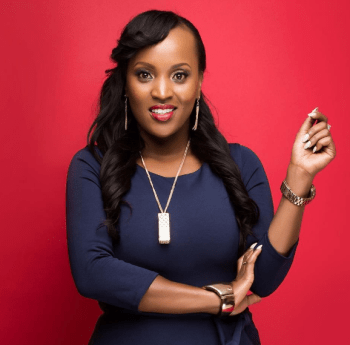kobi kihara news anchor kenya