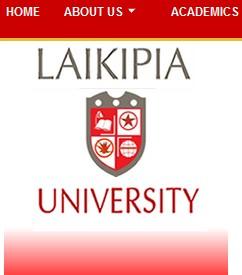 laikipia university admissions