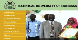 technical university of mombasa admissions