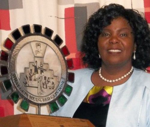 Prof  Olive Mugenda ku university
