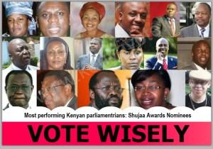 best kenyan mps