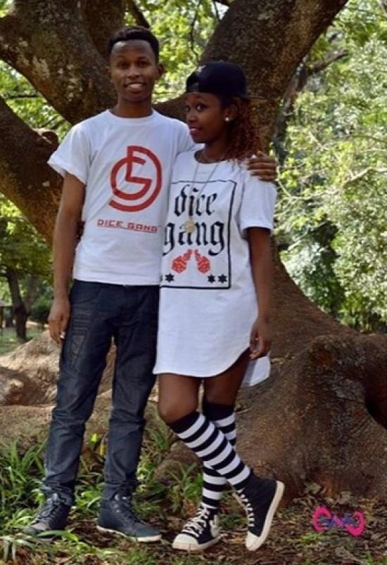 kenyan campus trending fashion