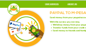 chura paypal to mpesa services
