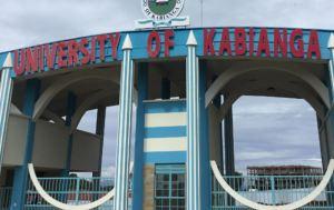 Kibianga University admission letters