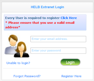 helb loan portal
