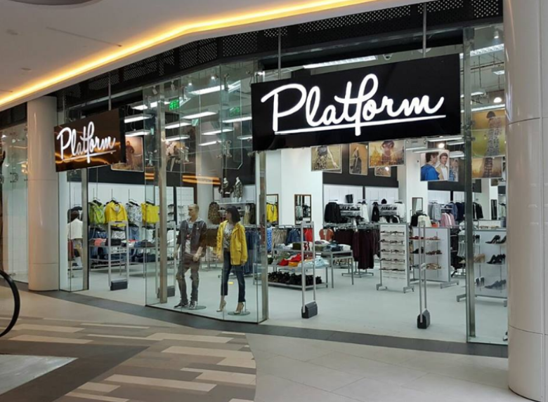 tworivers mall platform fashion shop