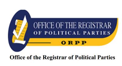 IEBC list political parties in kenya in 2017