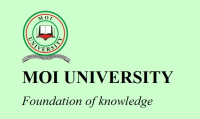Moi University admission letters for KUCCPS 2017 first years, GSSP