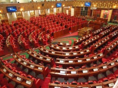 Parliamentarians United in Greed: Kenyan MPs Against Pay Cut