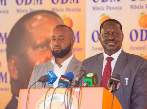 Raila Odinga's full speech Moving to supreme court and Computer Generated leaders