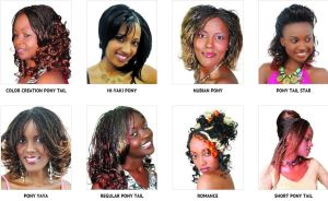 Ponytail braids in Kenya,How to style, best for, price and where to buy