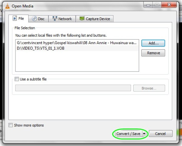 How to Convert Video Files to Audio Using VLC Media Player