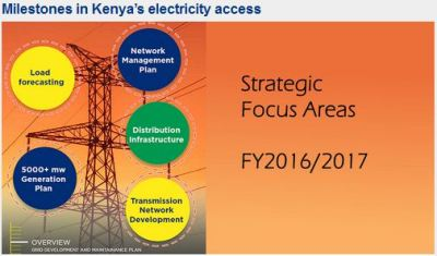 kenya power strategic plan