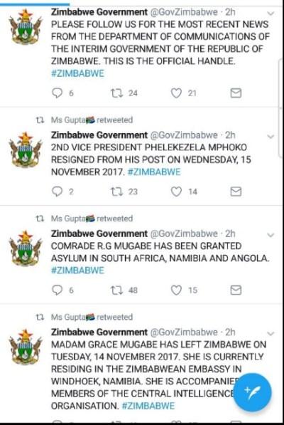 Zimbabwe Govt