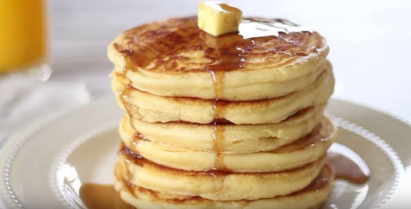 how to cook Fluffy Pancake, Kenyan Recipe