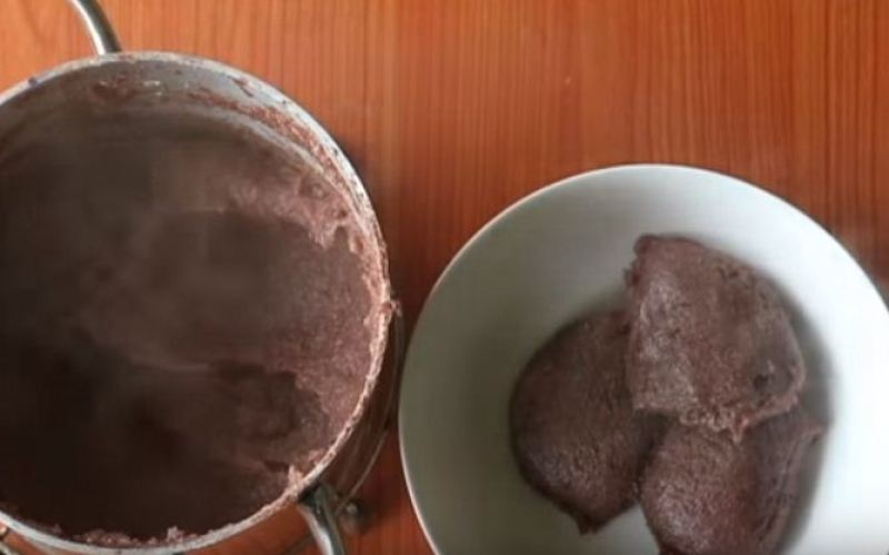 how to cook Brown ugali the kenyan way and recipe
