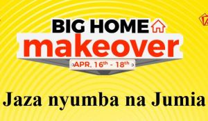 Jumia Kenya Home appliances and Items offers in 2018 Big Home Makeover sell and deals