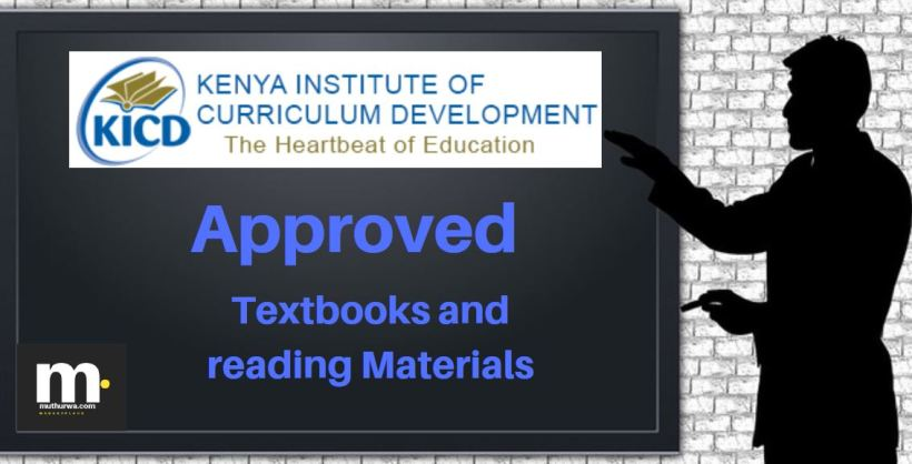 List of KICD approved Music and Movement Activities textbooks for ECDE