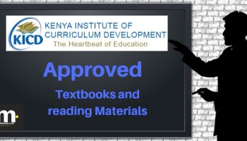 CBC Subjects, Textbooks for pp1, pp2, Grade 1, 2,3 (Approved