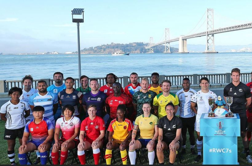 Rugby Sevens 2018 World Cup Schedule, Kenyan Time, Tv Airing and where to buy tickets for AT and T park, San Francisco