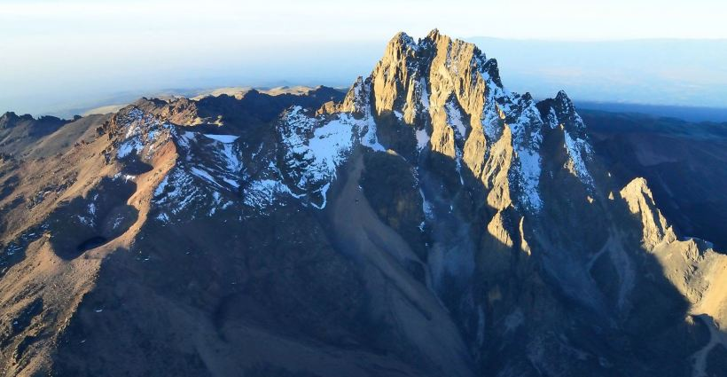 Shooting your video in mount kenya