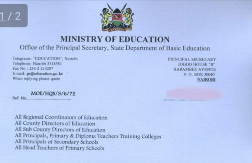 2019 Primary, High School, secondary schools, College Terms Dates ( Opening and Closing Dates) table