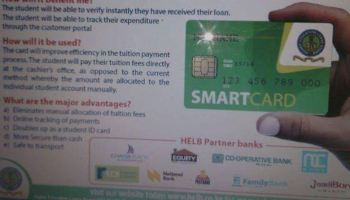 how to apply get helb smart card for equity bank kcb and other banks