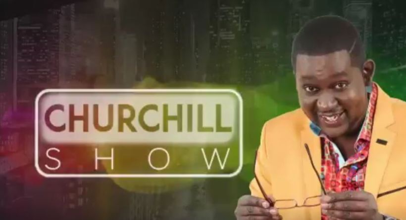 Video MC Jessy Ugly Man Joke on Churchill Show Thika edition