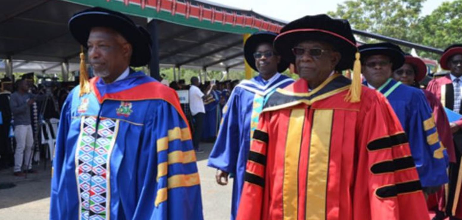 news on Kenyatta University 46th Graduation Ceremony to take place on date July 2019
