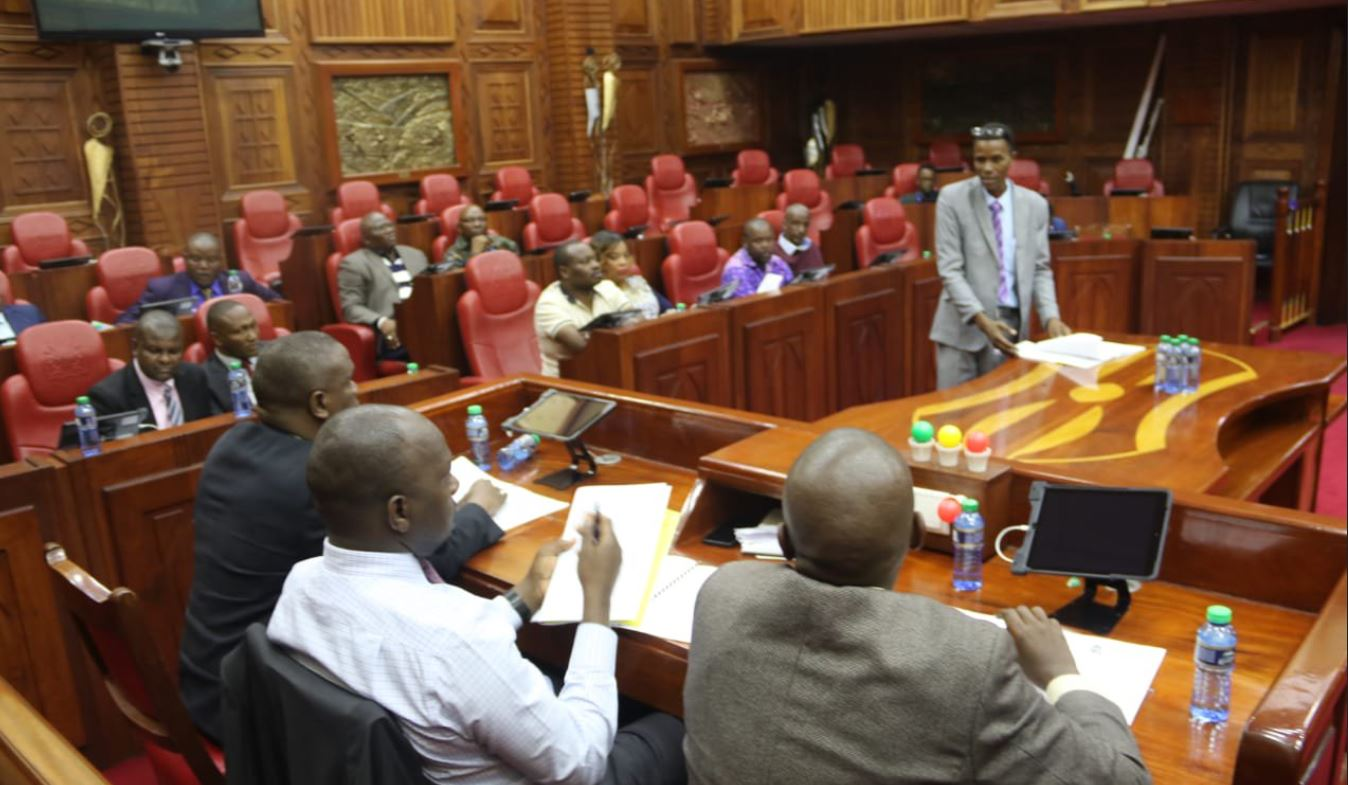 How to recall an MP, Member of Parliament, in Kenya, the process in law