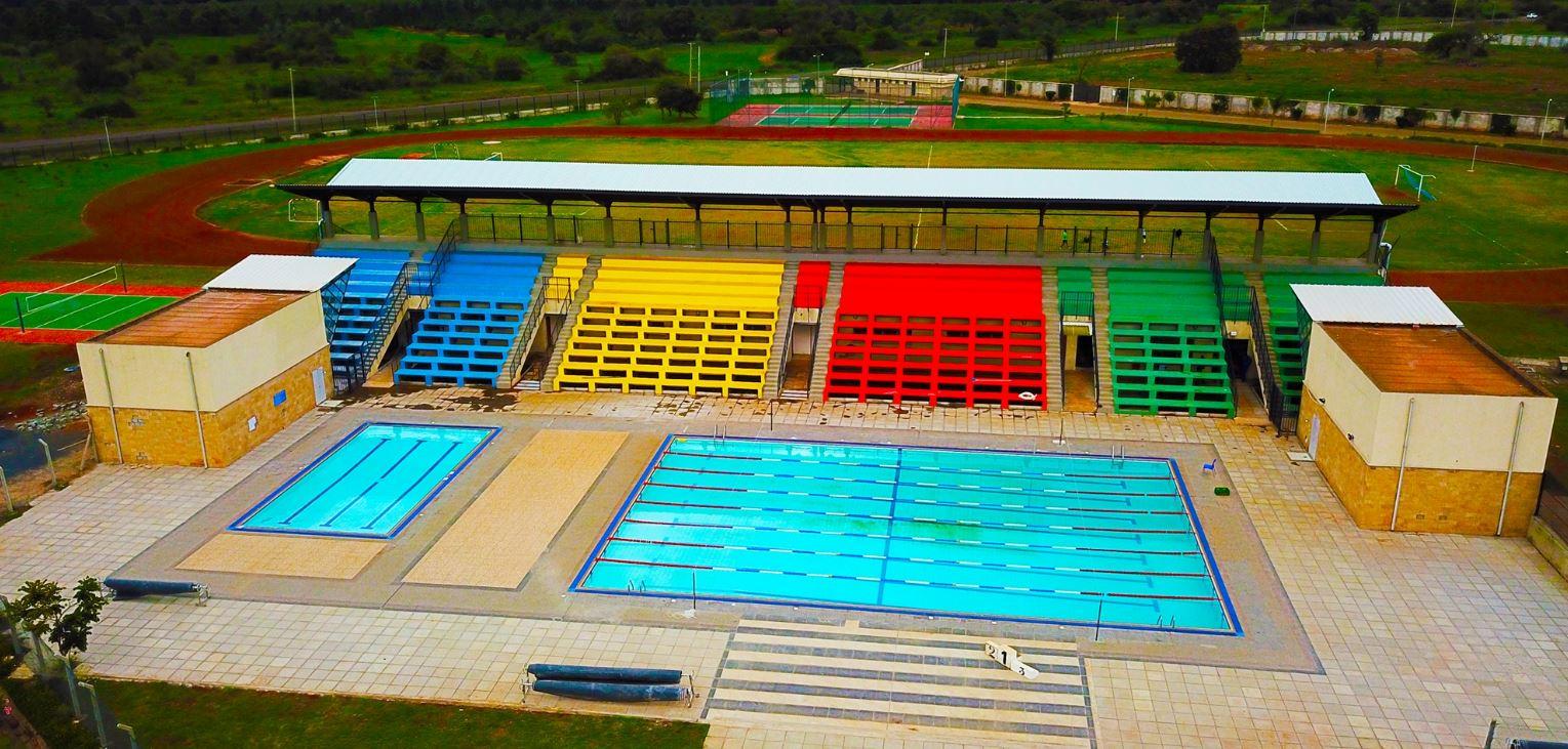 Mpesa Foundation Academy Swimming pool