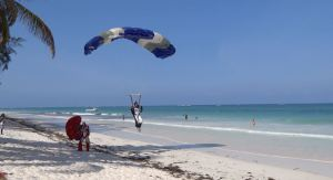 Skydiving Destinations In Kenya, Rates, Course for Diani and Watamu Beach