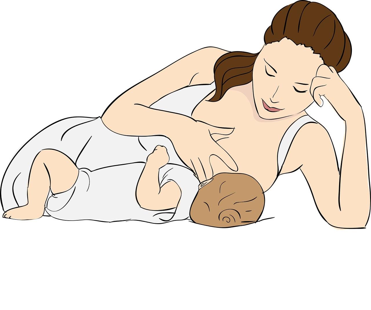 Breast feeding mothers diet and foods in kenya