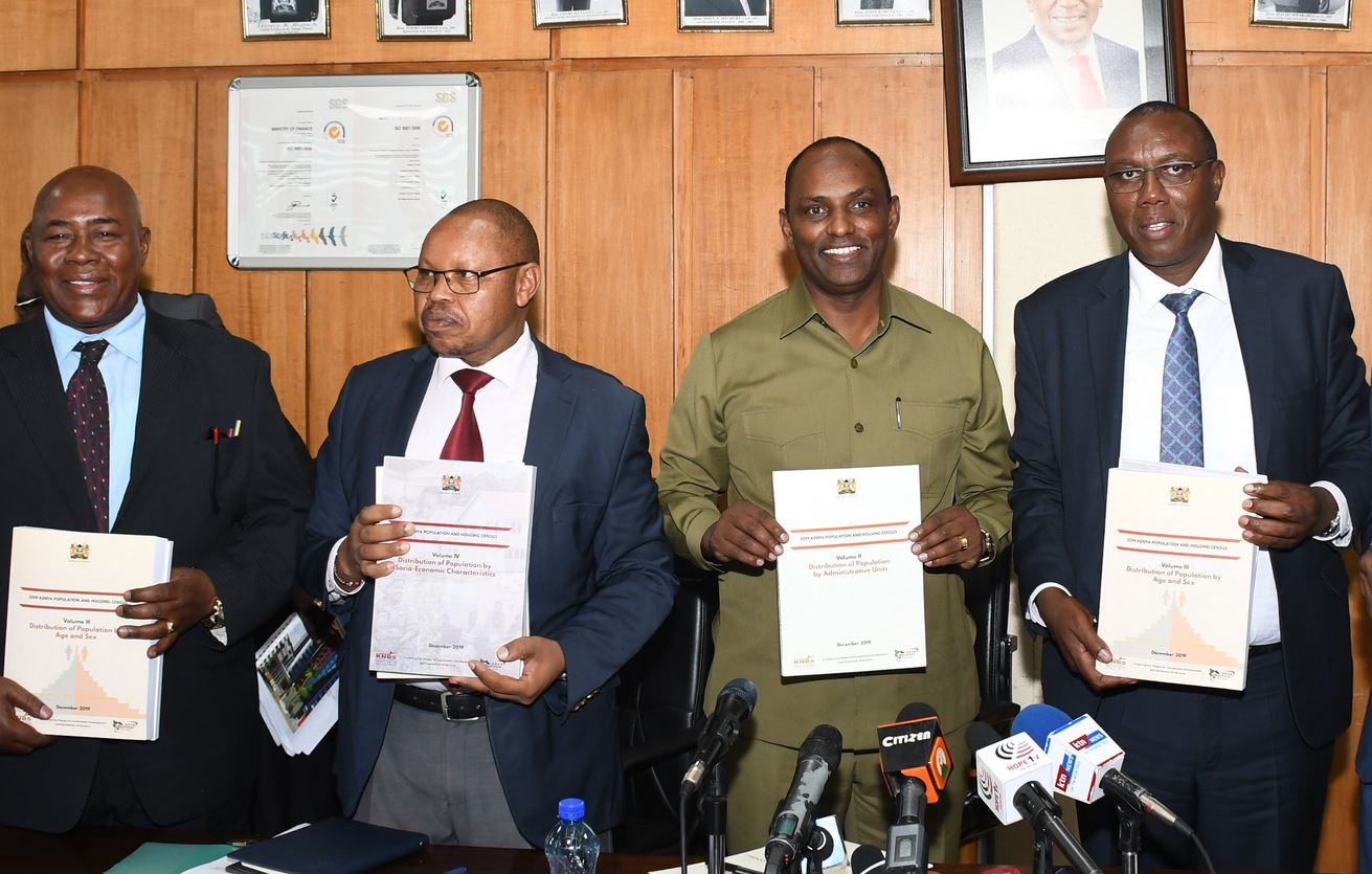 2019 Census Results report show Kirinyaga County Leading in school dropout
