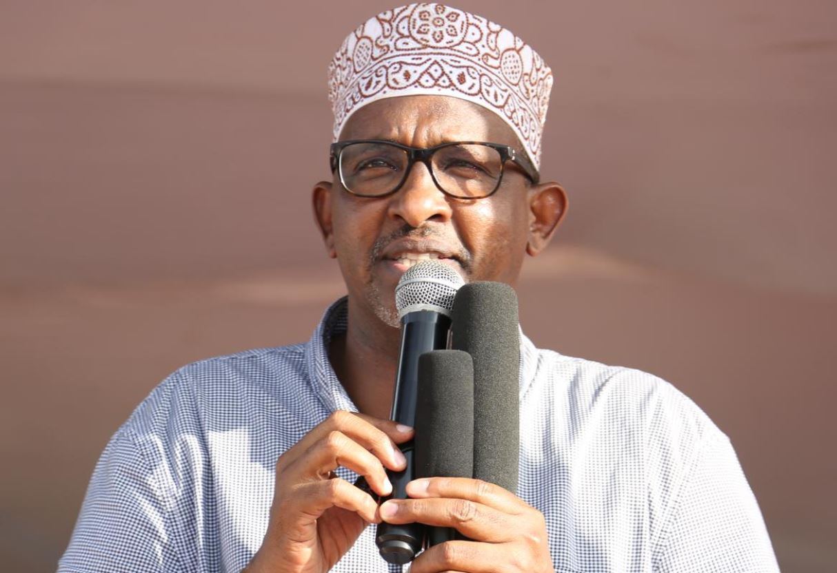 Duale wants TCS to Recall Teachers to North Eastern Region